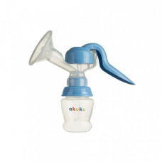 Молокоотсос ручной Akuku A0298 blue