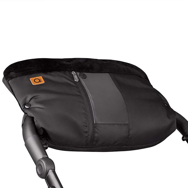 Муфта сплошная для коляски ANEX W/A N02 (black)