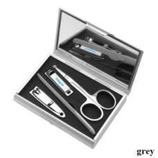 Косметический маникюрный набор BabyOno 064 grey