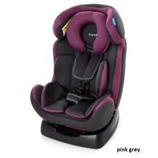 Автокресло Bambi (0-25кг) M 3678 (pink grey)