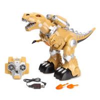 Робот динозавр на р/у Bambi 28166 (beige)