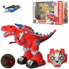Робот динозавр на р/у Bambi 28166 (red)