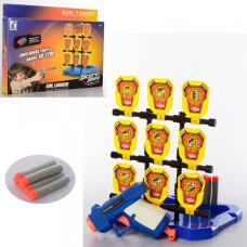 Игровой набор с мишенью Bambi 3359