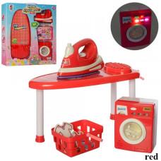 Игровой набор бытовая техника Bambi 5S-414-412 (red)