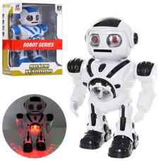 Робот Bambi 6022 (white-black)