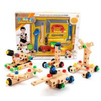 Набор инструментов детский Bambi 808-8 (yellow)