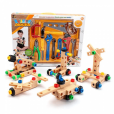 Набор инструментов детский Bambi 808-9 (yellow)