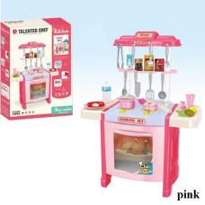 Кухня детская Bambi 922-14A-15A (pink)