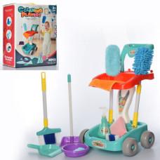 Игровой набор для уборки Bambi 998-9
