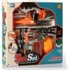 Набор инструментов детский Bambi A99-1 (orange)