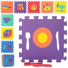 Коврик мозаика Bambi M 6250 EVA