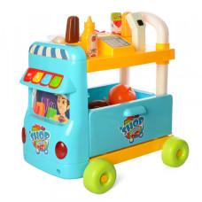 Игровой набор магазин Bambi W034-W084 (blue)