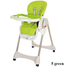 Стульчик для кормления Bambi M 3216-2-5 (green)