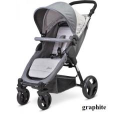Коляска Caretero Four - graphite