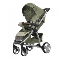 Коляска прогулочная Carrello Vista CRL-8505 (olive green)