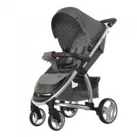 Коляска прогулочная Carrello Vista CRL-8505 (steel grey)