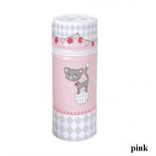 Термоконтейнер для бутылочки Ceba baby Standard pink