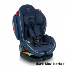 Автокресло Lorelli ARTHUR ISOFIX (0-25кг) (dark blue leather)