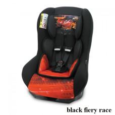 black fiery race