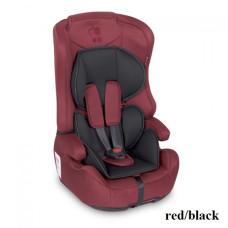 Автокресло Lorelli HARMONY ISOFIX (9-36кг) (red/black)