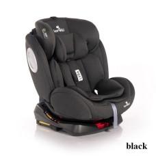 Автокресло Lorelli LYRA ISOFIX (0-36кг) (black)
