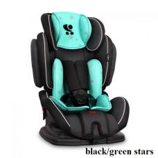 black/green stars