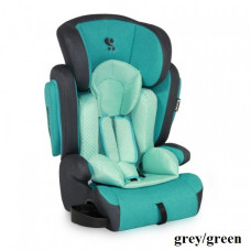 Автокресло Lorelli OMEGA (9-36кг) (grey/green)
