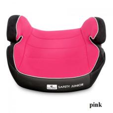 Автокресло Lorelli SAFETY JUNIOR Fix (15-36кг) (pink)