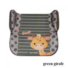 Автокресло Lorelli TOPO COMFORT (15-36кг) (green girafe)