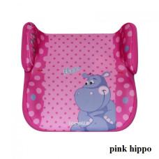 Автокресло Lorelli TOPO COMFORT (15-36кг) (pink hippo)