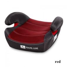 Автокресло Lorelli TRAVEL LUXE ISOFIX (15-36кг) (red)