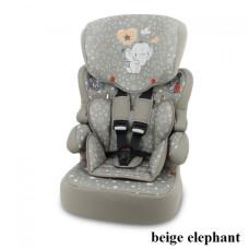 Автокресло Lorelli X-DRIVE+ (9-36кг) (beige elephant)