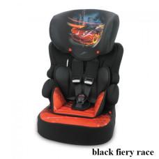 Автокресло Lorelli X-DRIVE+ (9-36кг) (black fiery race)