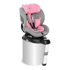 Автокресло Lorelli PROXIMA ISOFIX i-Size (0-22кг) (pink/grey)