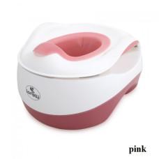 Горшок Lorelli TRANSFORM SET (pink)