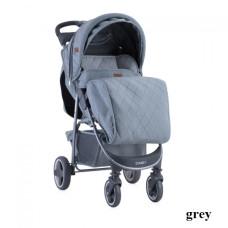 Коляска Lorelli DAISY (grey)