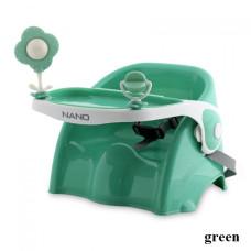 Стульчик для кормления Lorelli NANO (green)