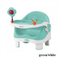 Стульчик для кормления Lorelli PIXI (green/white)