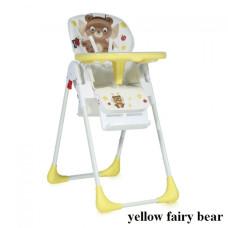 yellow fairy bear
