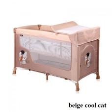 Манеж Lorelli SAN REMO 2L (beige cool cat)