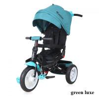 Велосипед 3х кол. Lorelli JAGUAR AIR (green luxe)