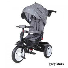 Велосипед 3х кол. Lorelli JAGUAR AIR (grey stars)