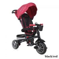 Велосипед 3х кол. Lorelli ROCKET (black/red)