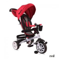 Велосипед 3х кол. Lorelli ROCKET (red)