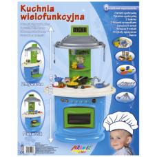 Кухня детская Marmat 0037 (blue)