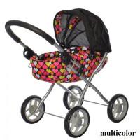 Коляска для кукол Melogo 9325A (multicolor)