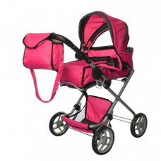 Коляска для кукол Melogo 9333/014/9119 (pink)