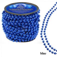 Бусы новогодние NewYEAR 8340 (blue)