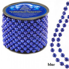 Бусы новогодние NewYEAR 8342 (blue)
