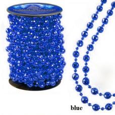 Бусы новогодние NewYEAR 8343 (blue)